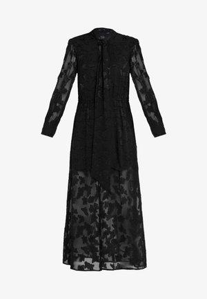 MARLEY DRESS - Maksimekko - black