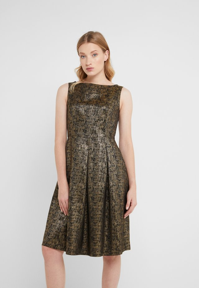 NORMA DRESS  - Day dress - light camel