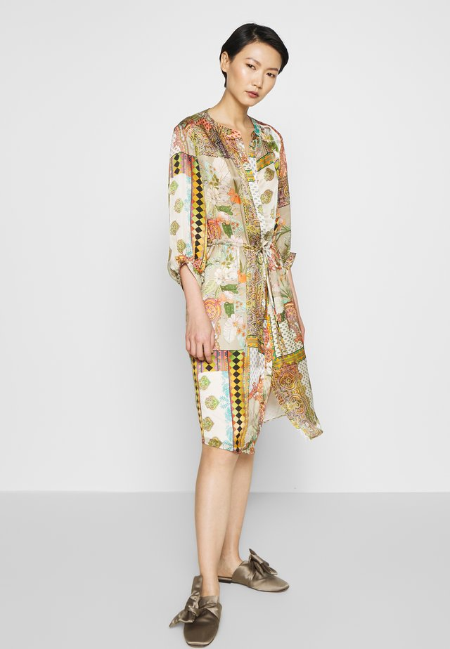 ZIHIA DRESS  - Sukienka letnia - light camel