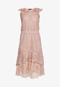 Sand Copenhagen - NIVI - Koktejlové šaty/ šaty na párty - pale pink - 4