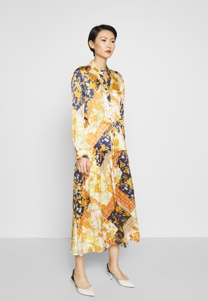 RAYNE T - Maxi dress - orange