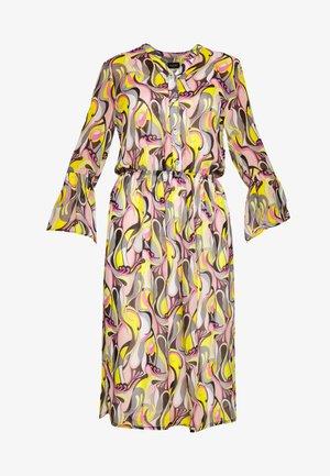 ESTELLE DRESS - Vapaa-ajan mekko - pale yellow