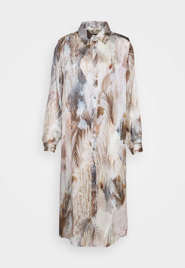 ASIA DRESS - Sukienka koszulowa - beige