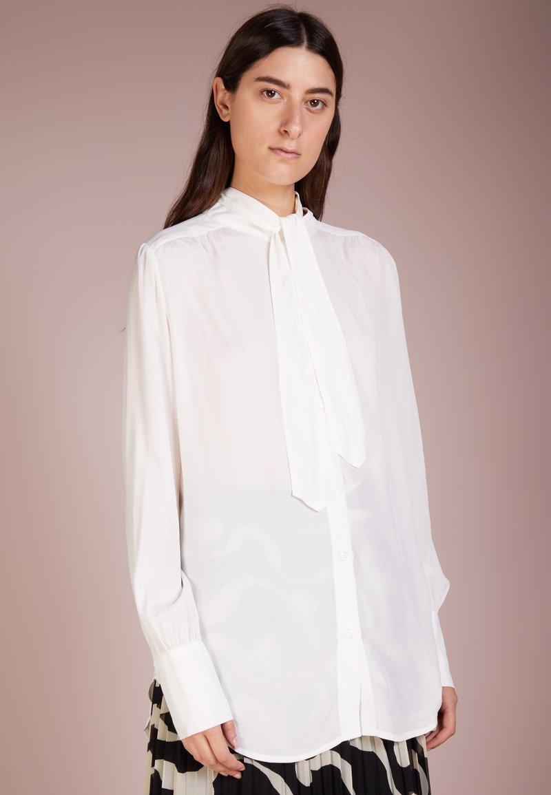 Sand Copenhagen - MARGO - Button-down blouse - offwhite