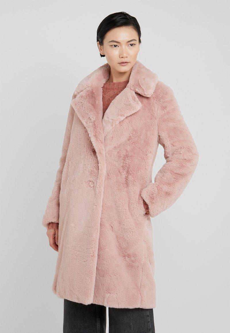 Sand Copenhagen - FURNOTORI NEW - Classic coat - pale pink