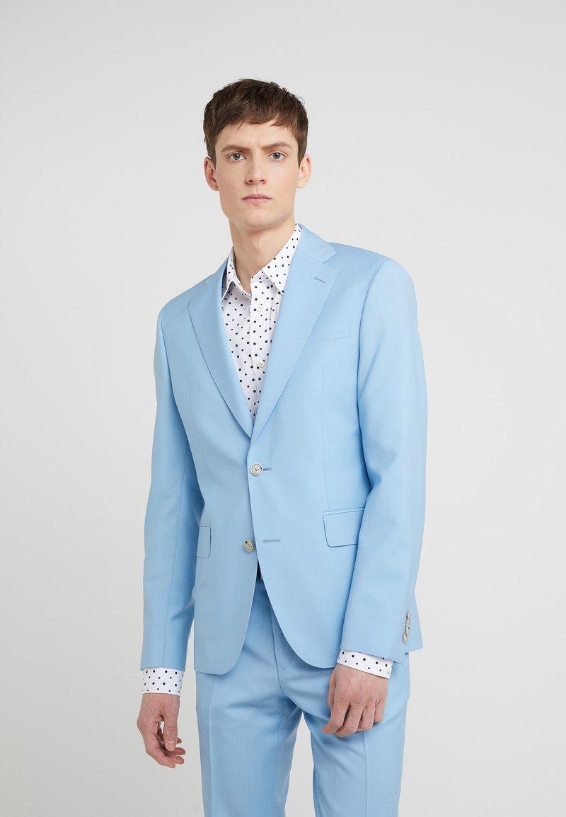 Sand Copenhagen - STAR NAPOLI NORMAL - Suit jacket - light blue
