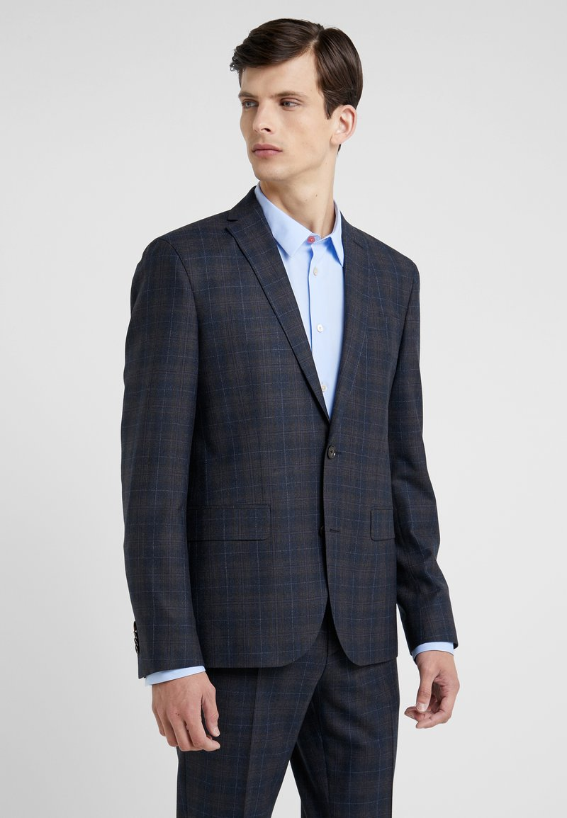 Sand Copenhagen - STAR - Suit jacket - dark blue