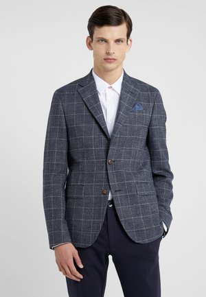 STAR NAPOLI - Blazer jacket - blue/grey