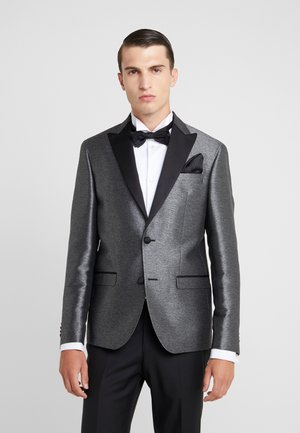 STAR DANDY - Suit jacket - silver