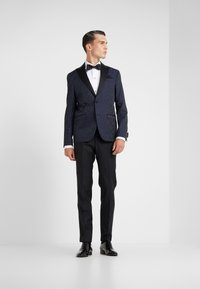 Sand Copenhagen - STAR DANDY - Suit jacket - dark blue navy - 1
