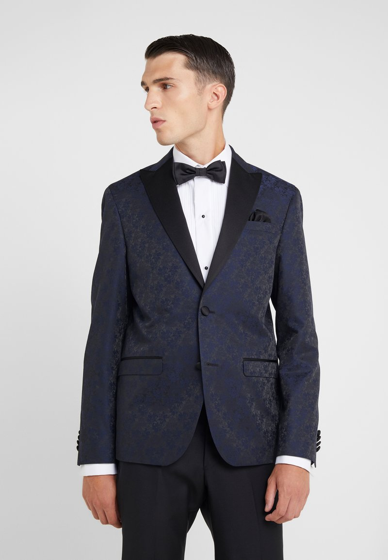 Sand Copenhagen - STAR DANDY - Suit jacket - dark blue navy