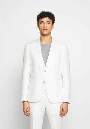 JONES NAPOLI - Veste de costume - white