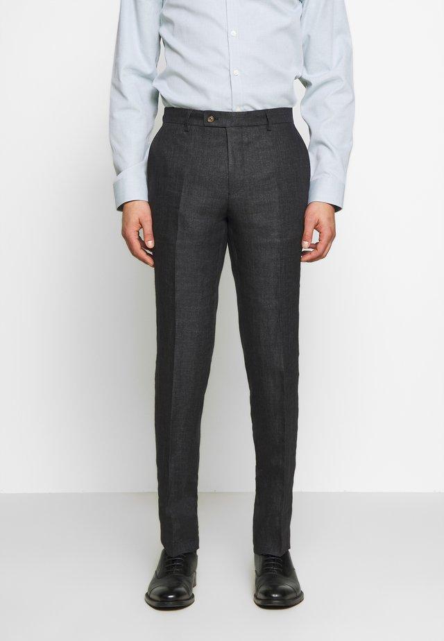 CRAIG NORMAL - Kostymbyxor - dark blue