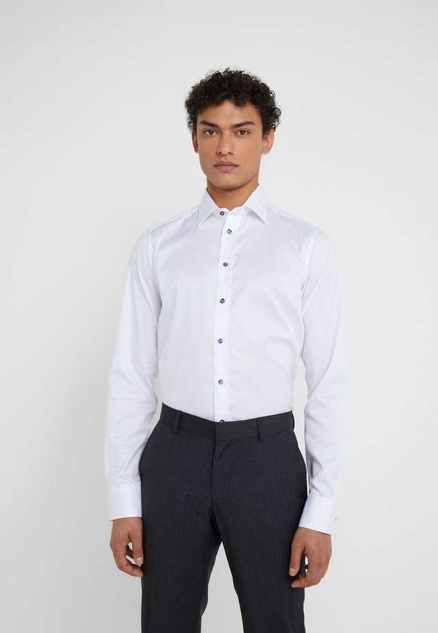 IVER TRIM - Businesshemd - white