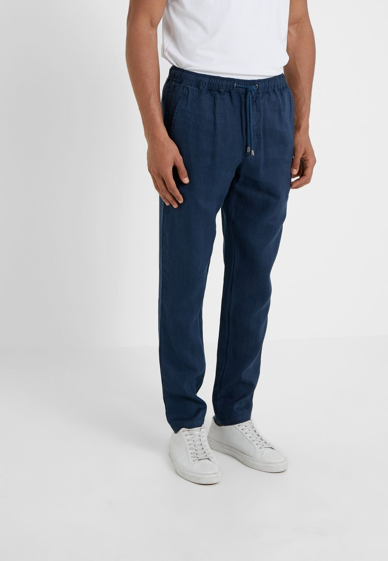 Sand Copenhagen - JASON - Trousers - blue