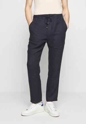 JASON NORMAL - Trousers - dark blue