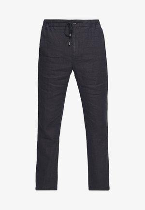 JASON NORMAL - Spodnie materiałowe - dark blue