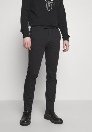 CRAIG  - Chino kalhoty - black