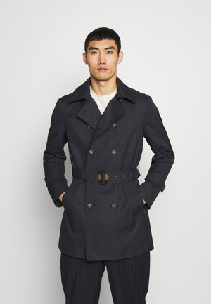 TECHNO  - Trenchcoat - dark blue