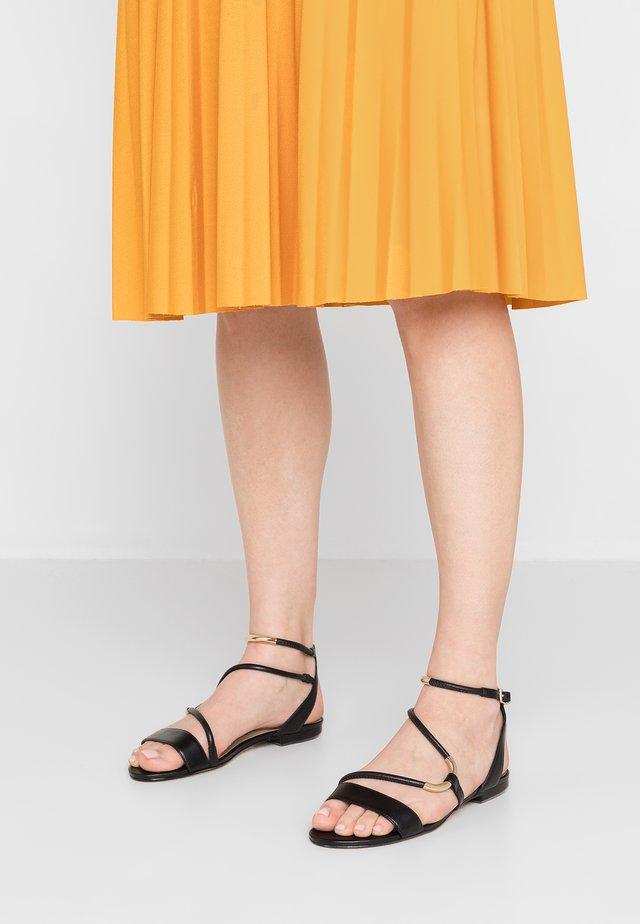 ERYNA - Sandals - noir