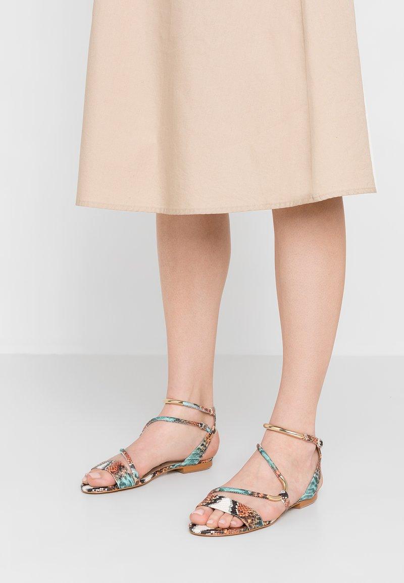 San Marina - ERYNA TRIBAL - Sandals - multicolor