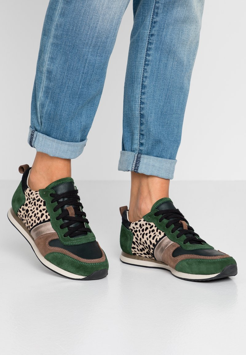 San Marina - BALITANI - Sneakers - forest/multicolor