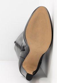 San Marina - EDISA - Boots med høye hæler - black - 6
