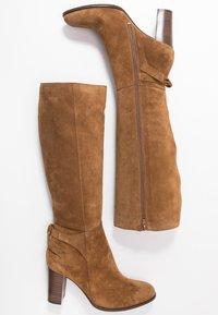 San Marina - AULIKATA - Boots - cannelle - 3