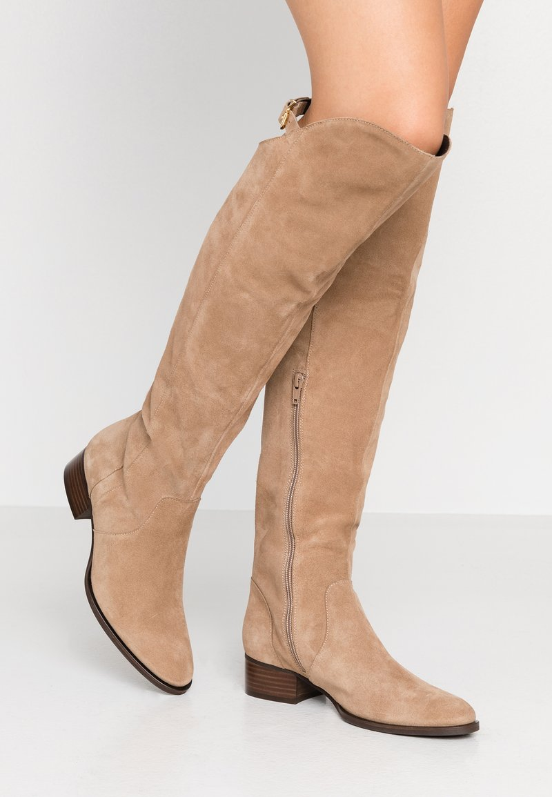 San Marina - ALEANA - Over-the-knee boots - taupe