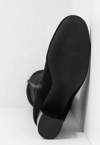 San Marina - ALEGOTO - Høje støvler/ Støvler - black - 6
