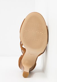 San Marina - ANNA - High heeled sandals - camel - 6