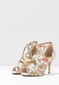 San Marina - EMBO EDEN - Korolliset sandaalit - blanc/multicolor - 4