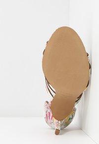 San Marina - EMBO EDEN - Korolliset sandaalit - blanc/multicolor - 6