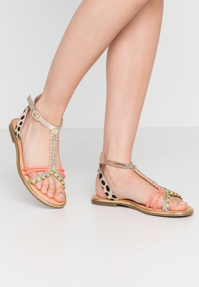 IAMA - Sandals - multicolor