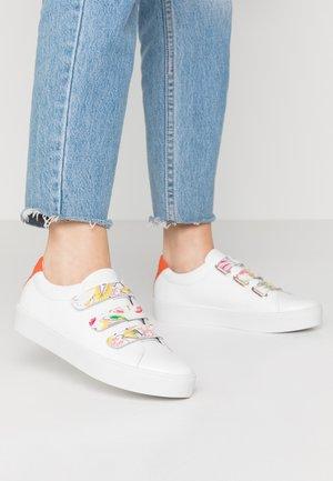 VEBAKATA/EDEN - Trainers - blanc/multicolor