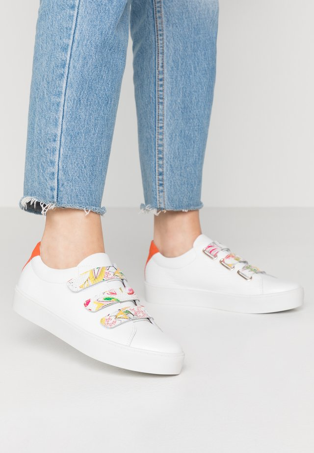 VEBAKATA/EDEN - Sneaker low - blanc/multicolor