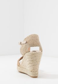 San Marina - LOTIS - High heeled sandals - sable/or - 5