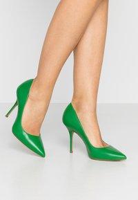 San Marina - GALICIA - High heels - menthe - 0