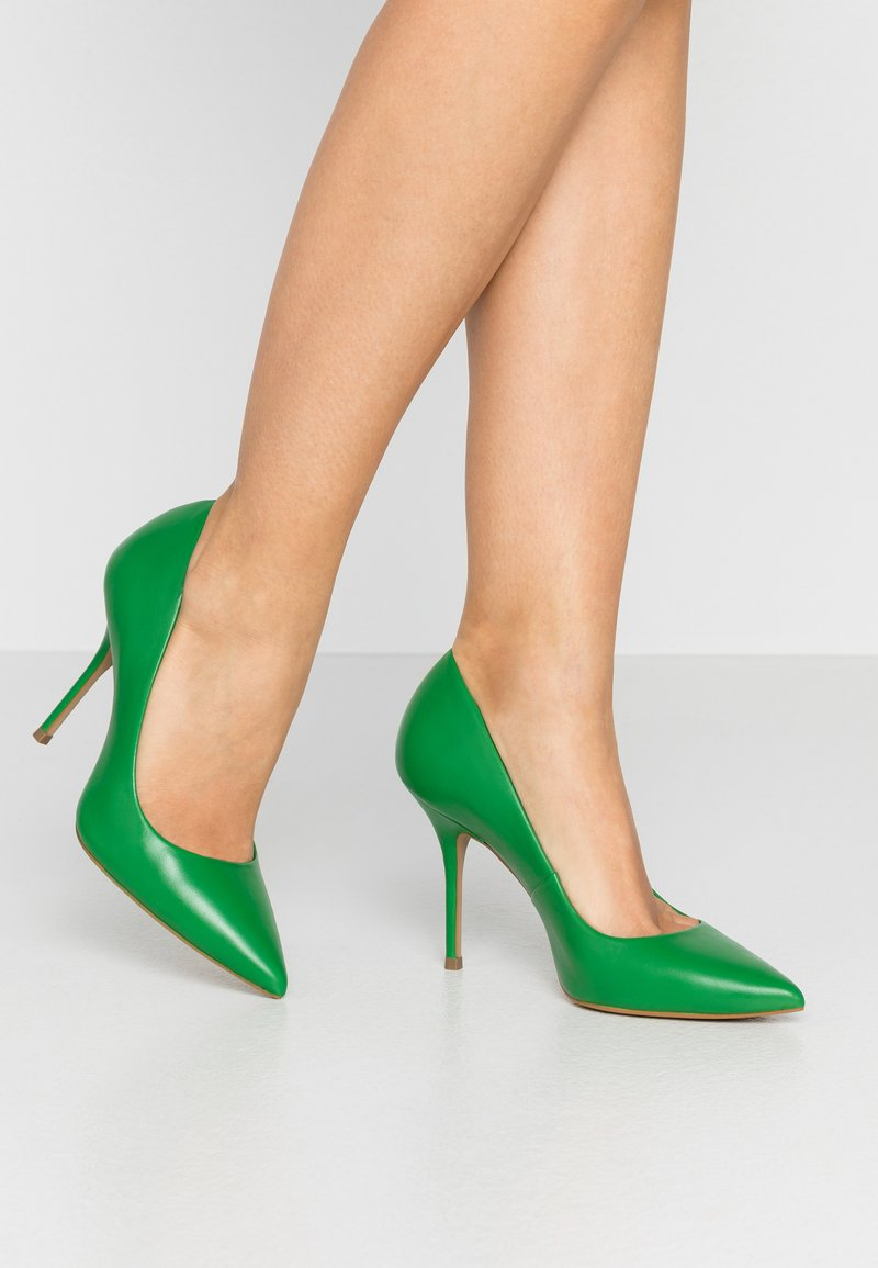 San Marina - GALICIA - High heels - menthe