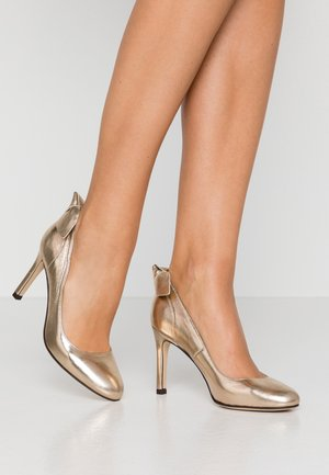 ACTUENA - High heels - gold