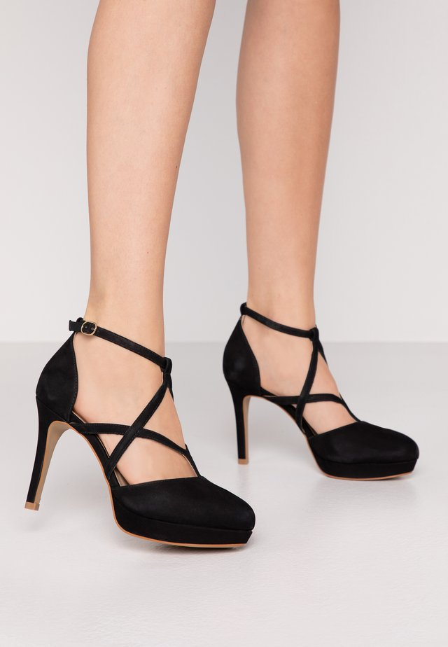 EDO - Klassiska pumps - black