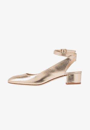 ABIALE - Klassieke pumps - gold