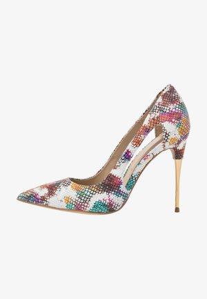 LOUATI - High heels - multicolor