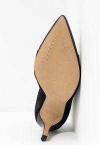 San Marina - VALENTINA - Kotníková obuv na vysokém podpatku - black - 6