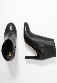 San Marina - AGNELA - High Heel Stiefelette - black - 3