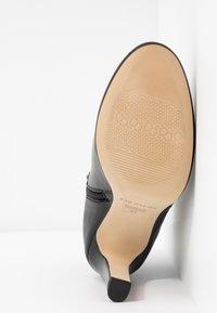 San Marina - AGNELA - High Heel Stiefelette - black - 6