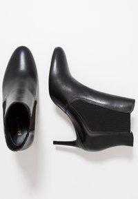San Marina - NABE - Kotníková obuv - black - 3