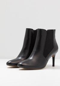 San Marina - NABE - Kotníková obuv - black - 4