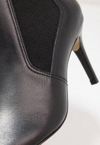 San Marina - NABE - Kotníková obuv - black - 2