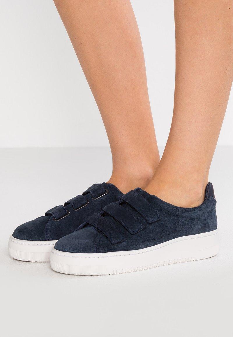 sandro - Sneakers - marine